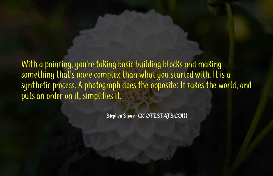 Quotes About Painting The World #1292903