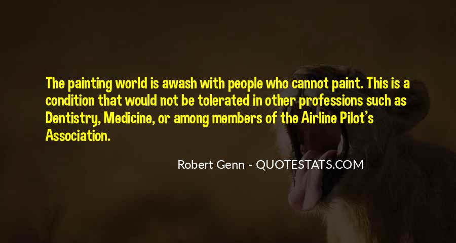Quotes About Painting The World #1399393