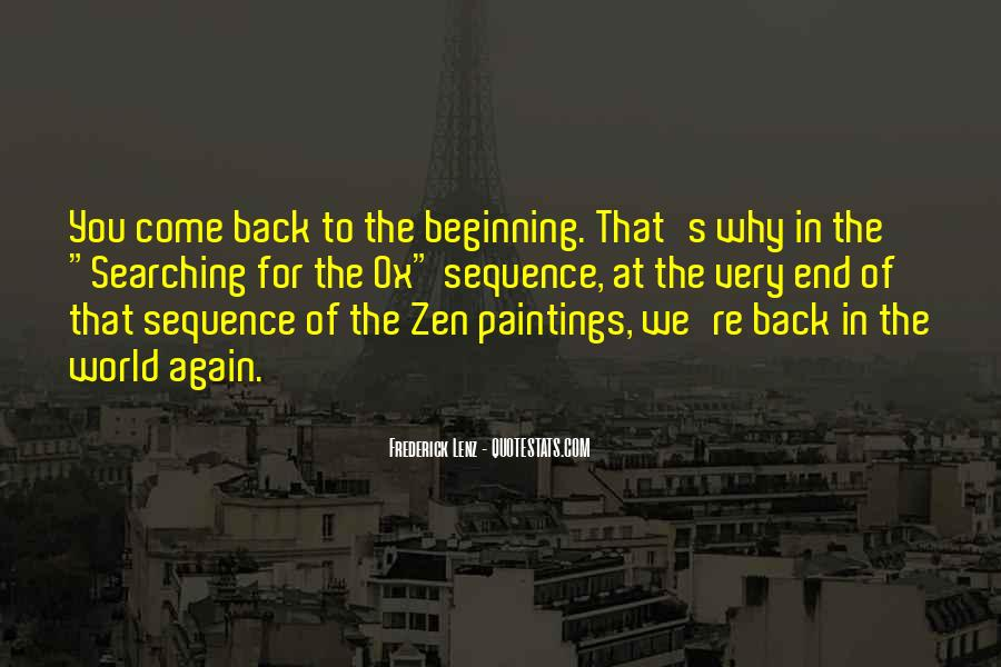 Quotes About Painting The World #1421597