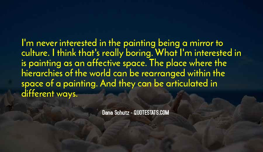 Quotes About Painting The World #1577241