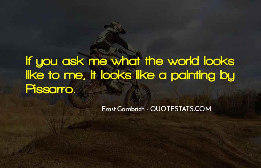 Quotes About Painting The World #206843