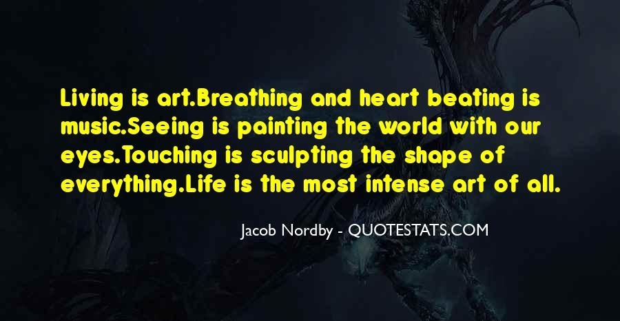 Quotes About Painting The World #440907