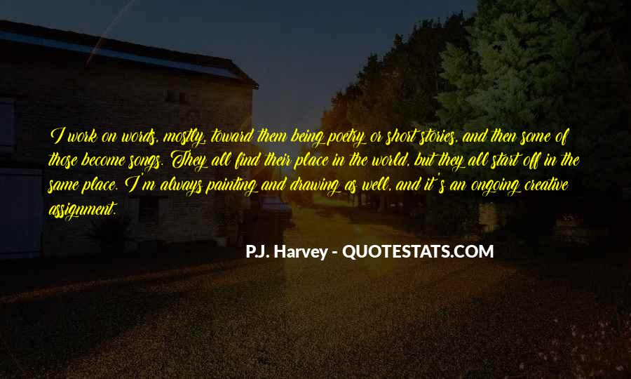 Quotes About Painting The World #469307