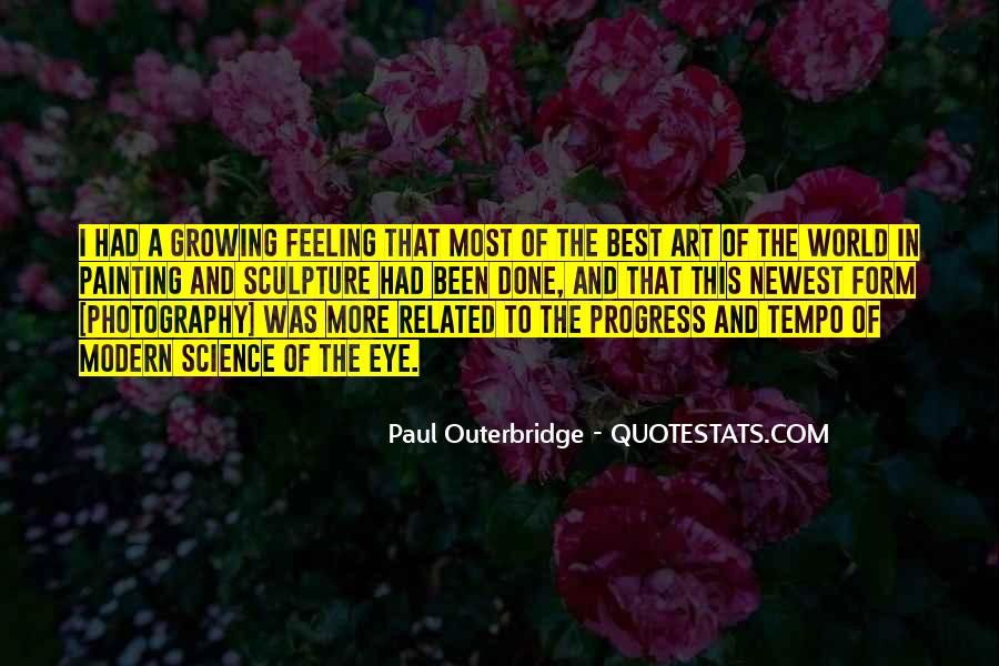 Quotes About Painting The World #673227