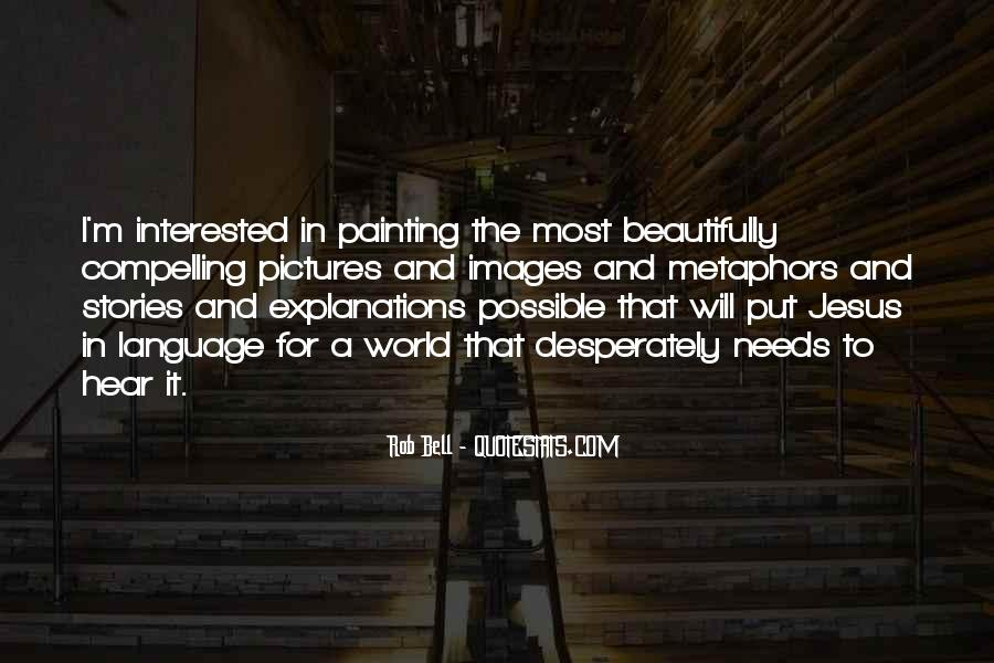 Quotes About Painting The World #911926