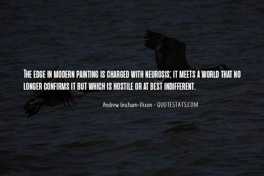 Quotes About Painting The World #92376