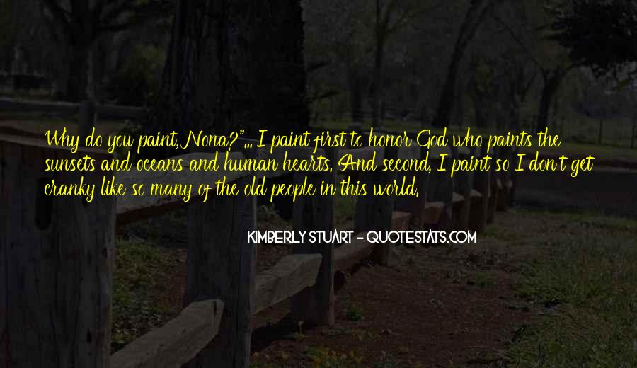 Quotes About Painting The World #957983