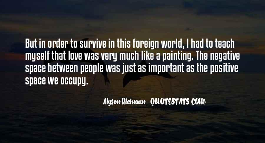 Quotes About Painting The World #969464