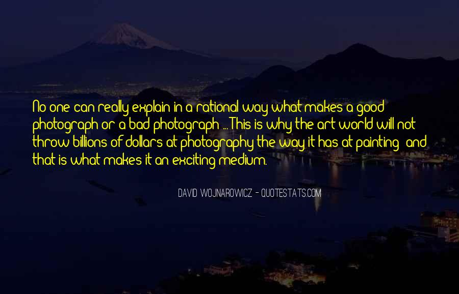 Quotes About Painting The World #987197