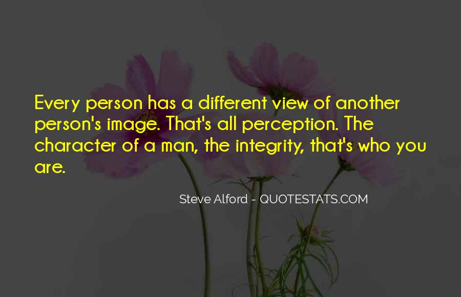 Quotes About A Person's Character #173701