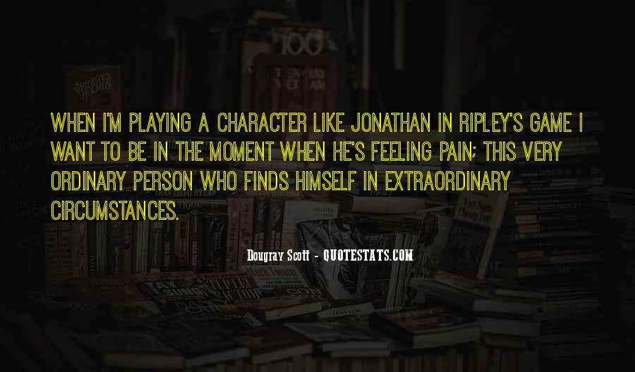 Quotes About A Person's Character #216393