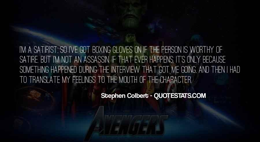 Quotes About A Person's Character #260644