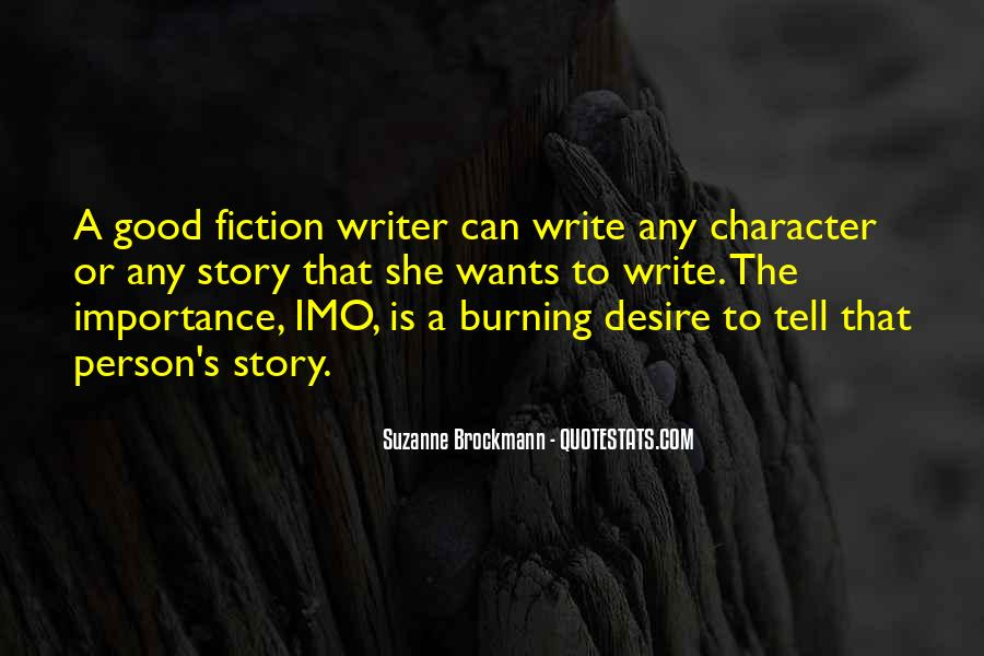 Quotes About A Person's Character #304745