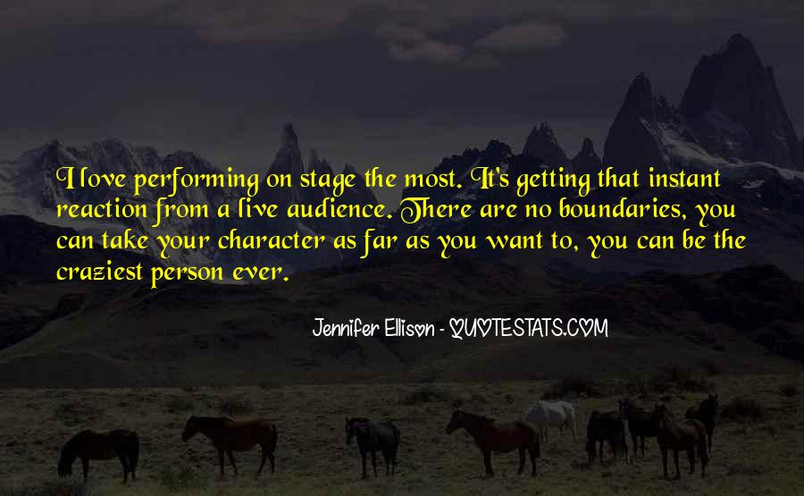 Quotes About A Person's Character #408619