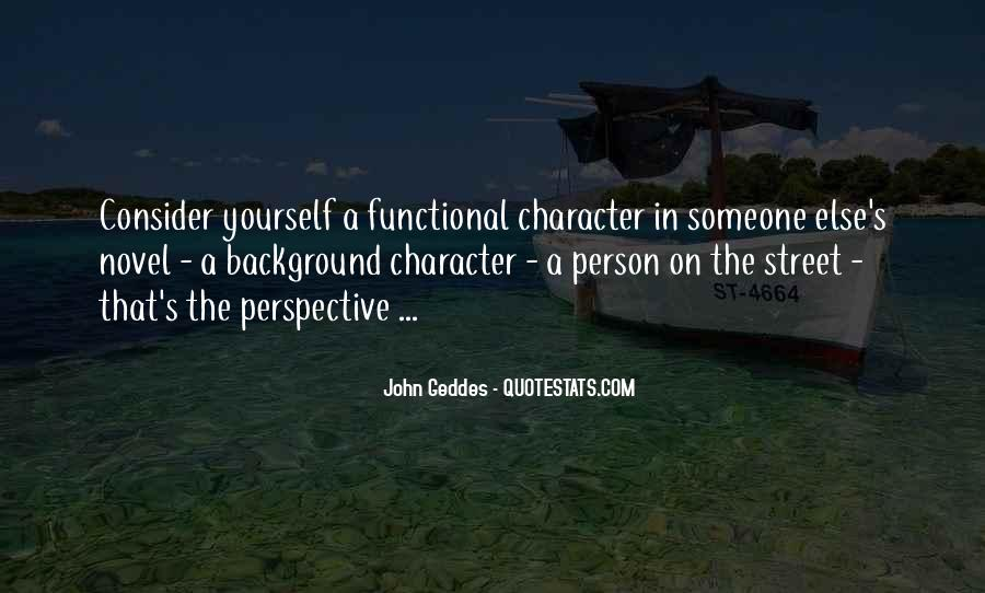 Quotes About A Person's Character #419164