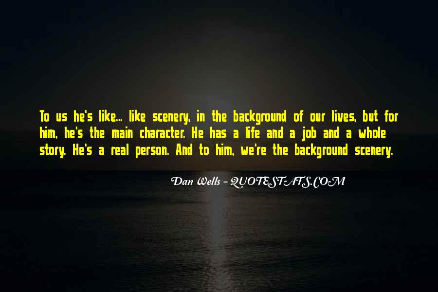 Quotes About A Person's Character #446949