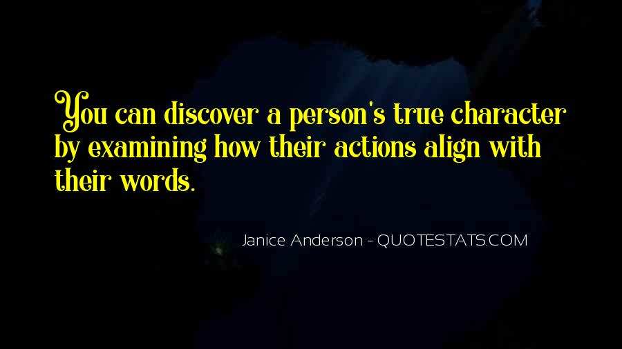 Quotes About A Person's Character #463829