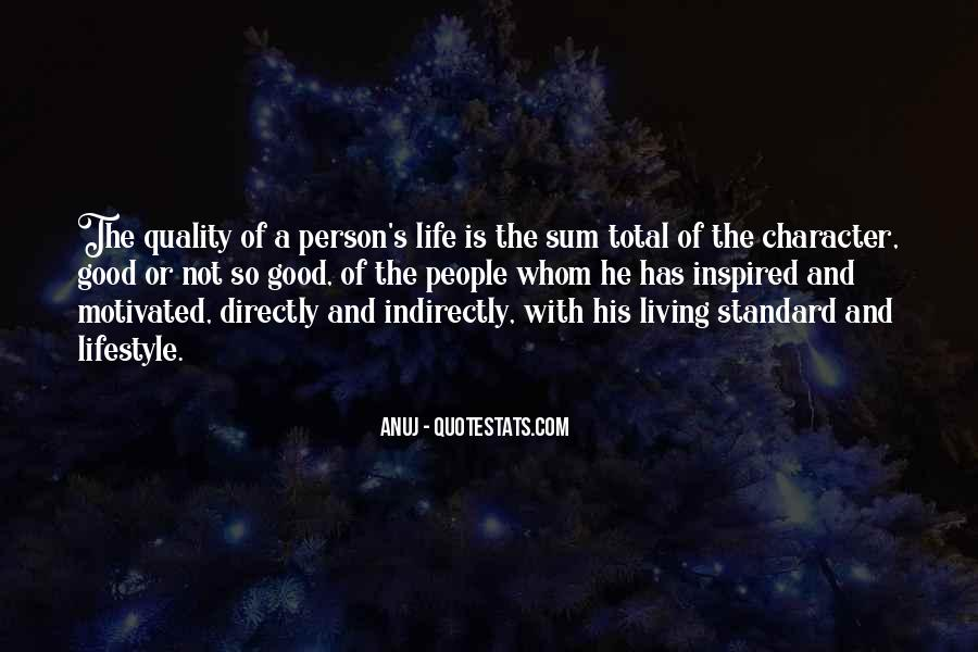 Quotes About A Person's Character #470540