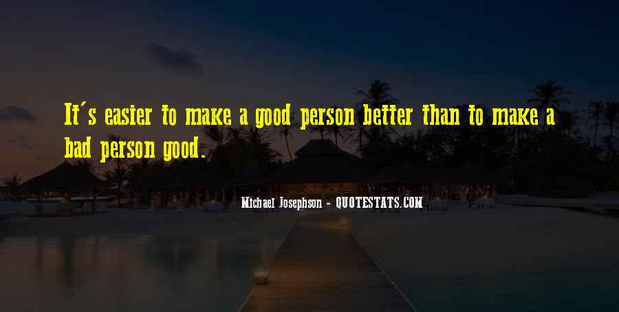 Quotes About A Person's Character #575953