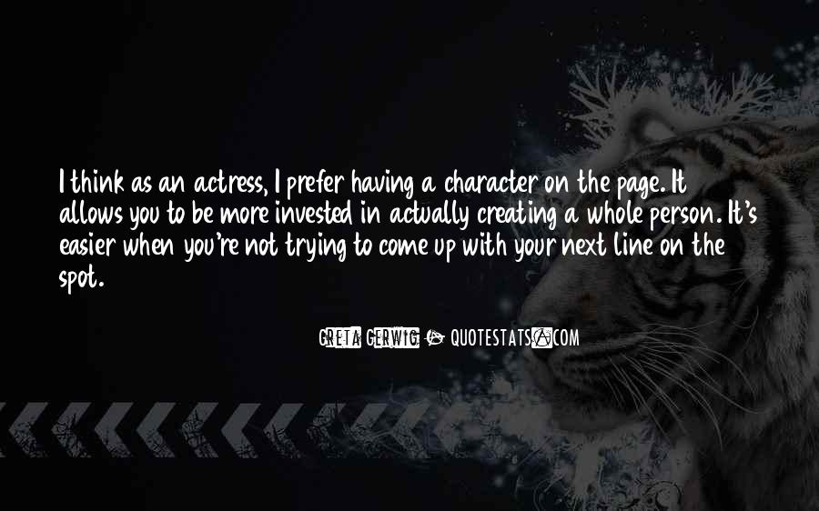 Quotes About A Person's Character #636160