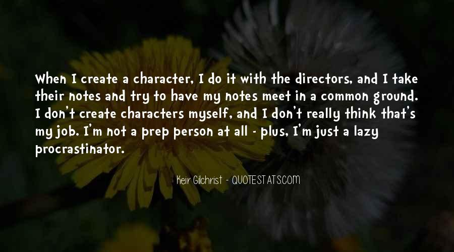 Quotes About A Person's Character #639002