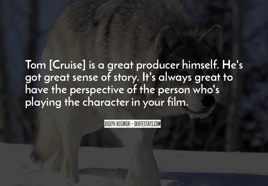 Quotes About A Person's Character #682646
