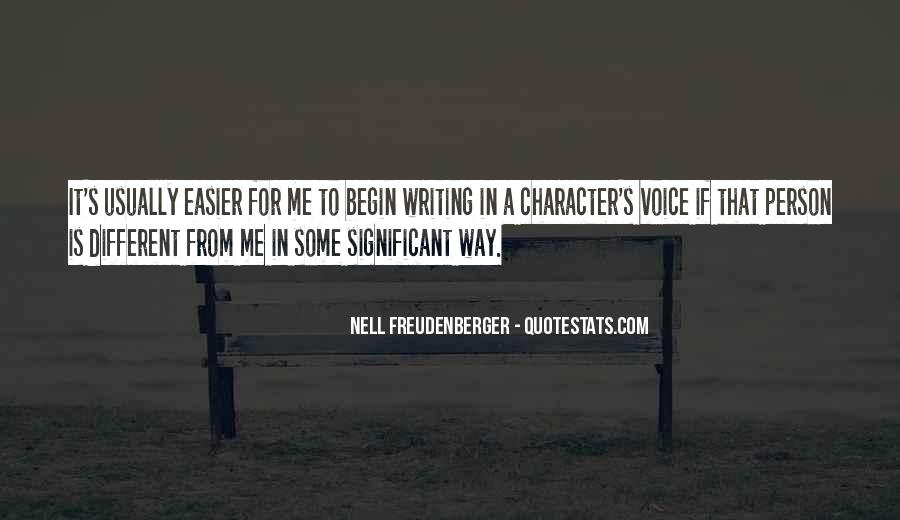 Quotes About A Person's Character #691534