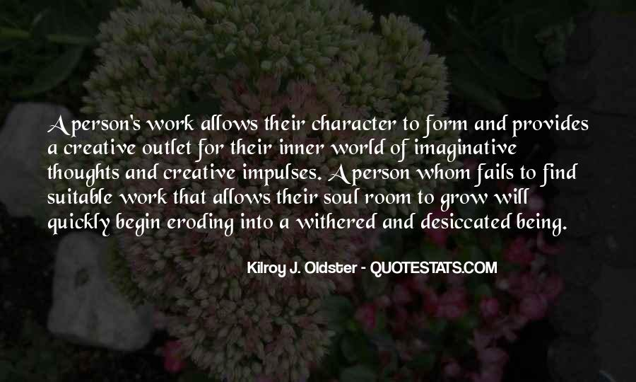 Quotes About A Person's Character #69168