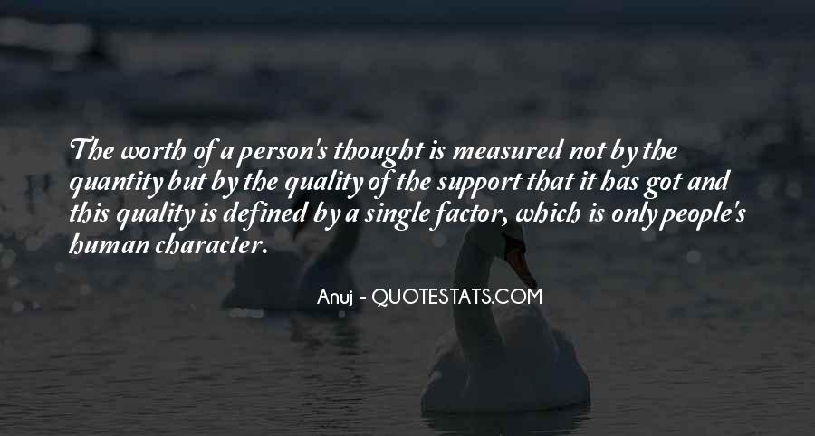 Quotes About A Person's Character #745870