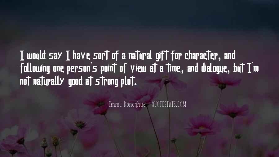 Quotes About A Person's Character #76668