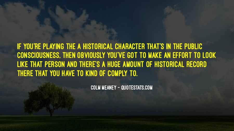 Quotes About A Person's Character #87203