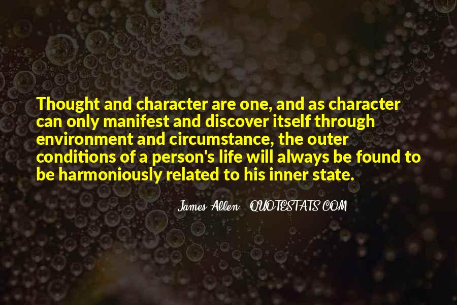 Quotes About A Person's Character #935669