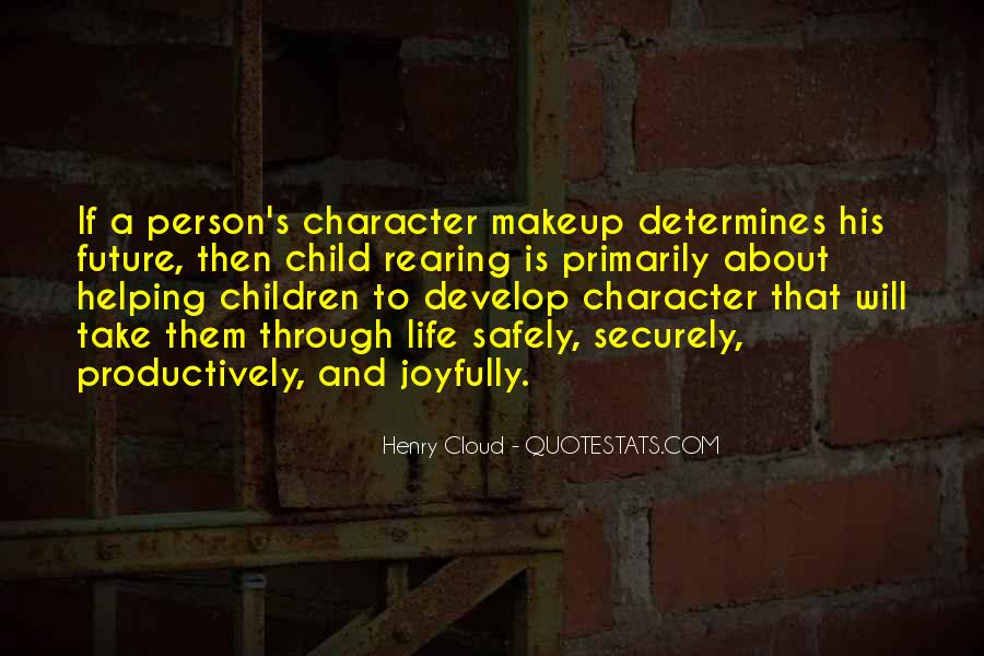 Quotes About A Person's Character #941029