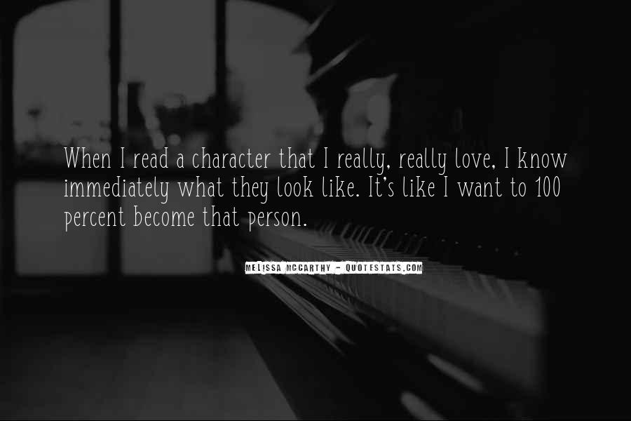 Quotes About A Person's Character #975860