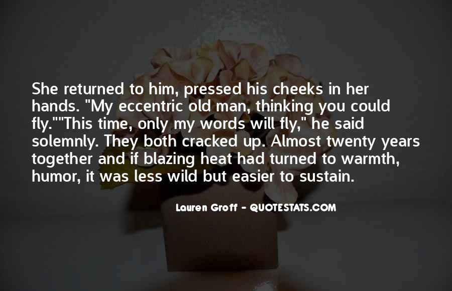 Quotes About Warmth And Love #1055469