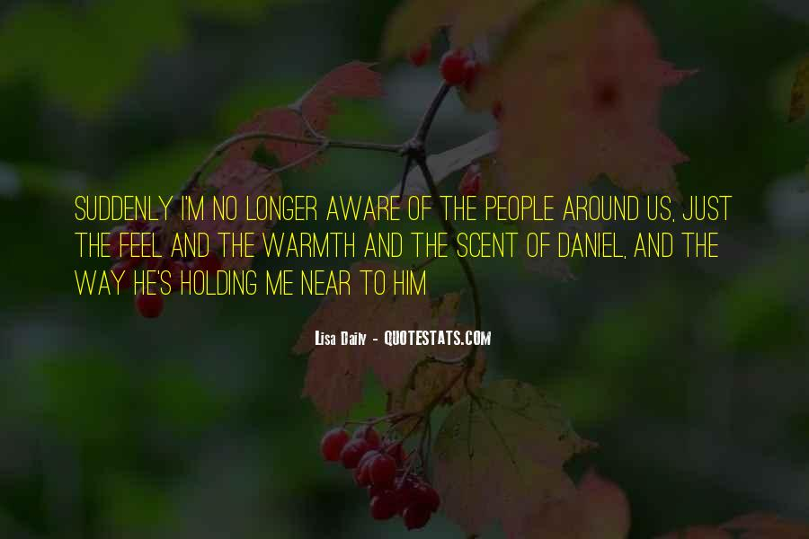 Quotes About Warmth And Love #1134466