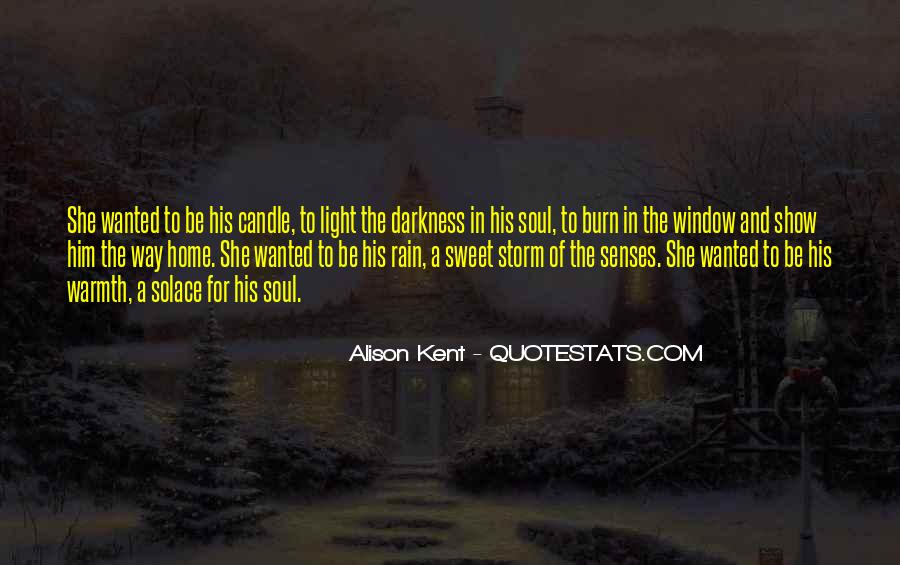 Quotes About Warmth And Love #1171390