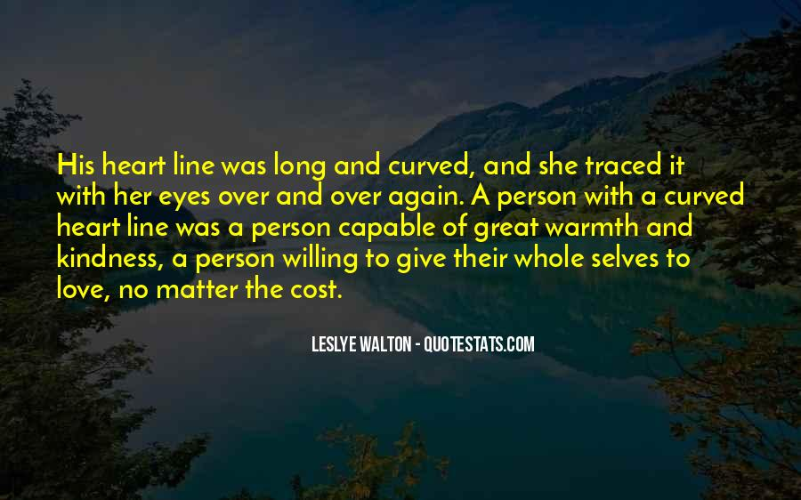 Quotes About Warmth And Love #124448