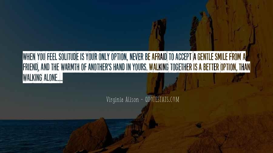Quotes About Warmth And Love #570341