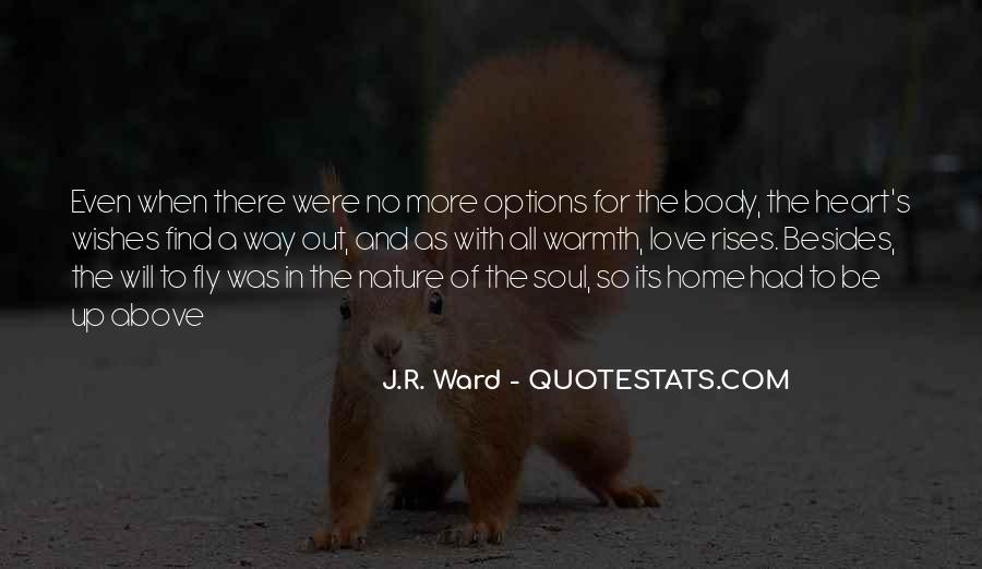 Quotes About Warmth And Love #609661
