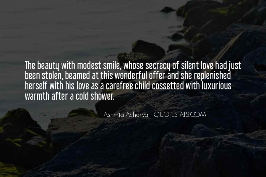 Quotes About Warmth And Love #751985