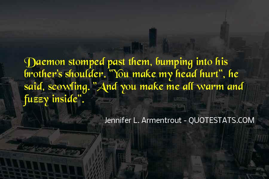 Quotes About Being Hurt On The Inside #1034979