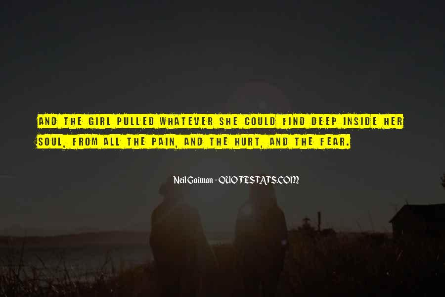 Quotes About Being Hurt On The Inside #1334189