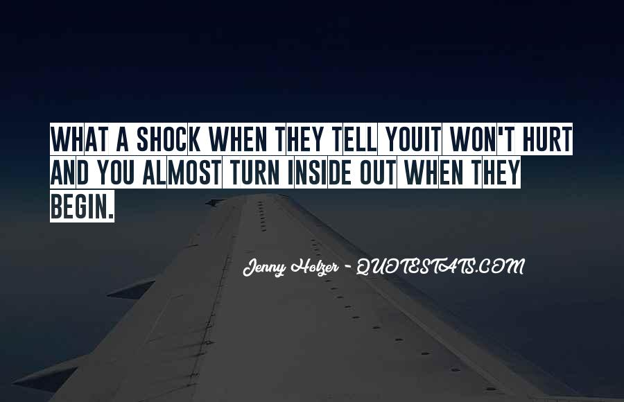 Quotes About Being Hurt On The Inside #473164