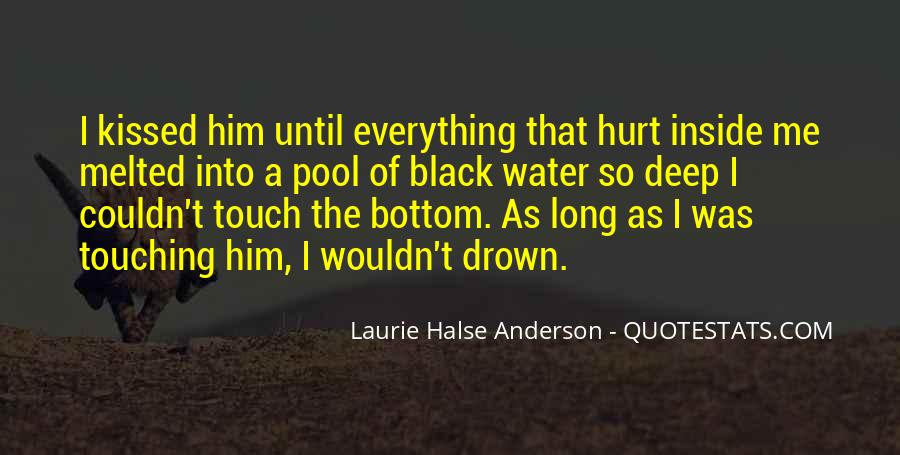 Quotes About Being Hurt On The Inside #655205