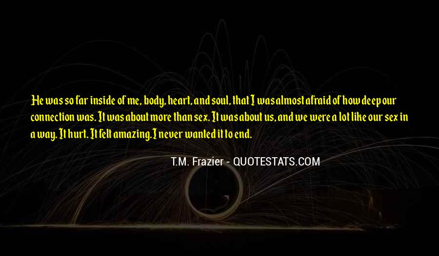 Quotes About Being Hurt On The Inside #690457