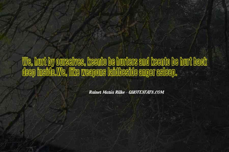 Quotes About Being Hurt On The Inside #782377