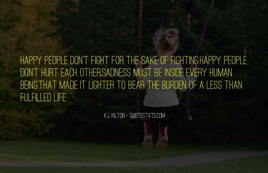 Quotes About Being Hurt On The Inside #80641