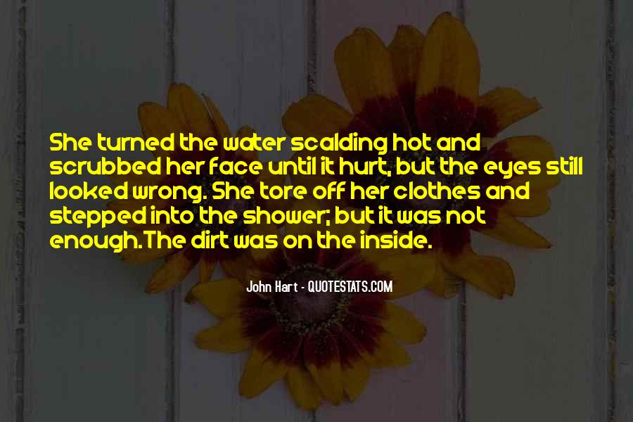 Quotes About Being Hurt On The Inside #906631