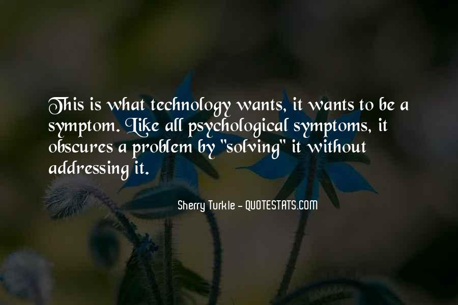 Quotes About Technology Distraction #847732